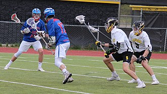 Souhegan High School - Souhegan Saber Lacrosse