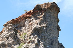 Alluvium - Alluvium deposits in the Gamtoos Valley in South Africa