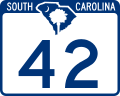 South Carolina 42.svg