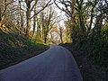 South Hill (B6014) - Downhill View - geograph.org.uk - 396379.jpg