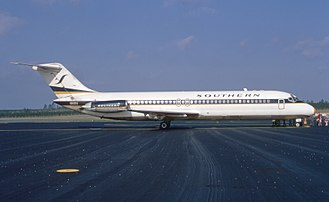 Southern Airways Flight 932 - Image: Southern Airways DC 9 (6146173132)