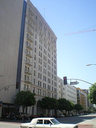 Robert V. Derrah - Southern California Gas Company Complex including Derrah's 1942 extension