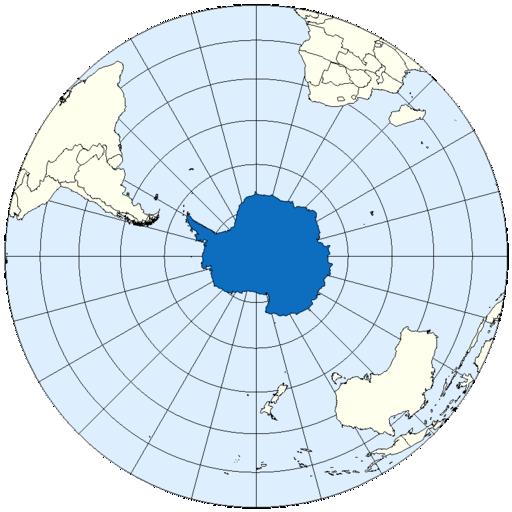 Southern Hemi Antarctica