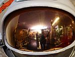 Space suits in Memorial Museum of Cosmonautics, Moscow, Russia, 2016 36.jpg
