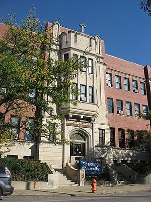 Spalding University - Administration Building