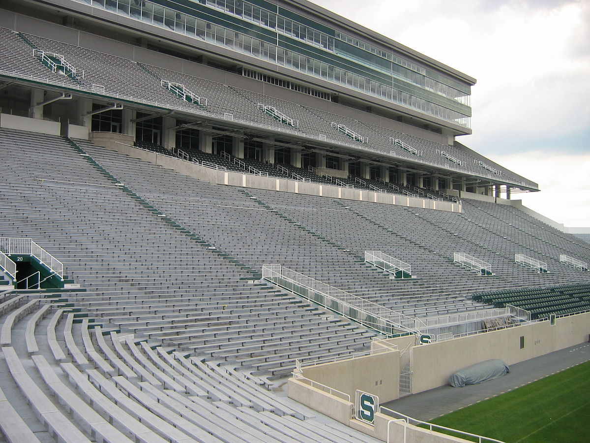 list of michigan state spartans football seasons wikipedia