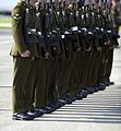 Special Forces Support Group Inaugural Parade at RAF St Athan, Wales on Thursday 11th May 2006. MOD 45146163.jpg