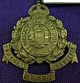 Special constable badge Birmingham City Police 1916.jpg