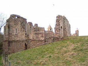 Spofforth, North Yorkshire - Spofforth Castle