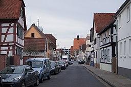 Hellgasse in Dreieich