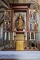 St. Blasius Regensburg Albertus-Magnus-Platz 1 D-3-62-000-24 27 Kongregationsaltar mit Schutzmantelma-donna.jpg