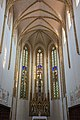 St. Blasius Regensburg Albertus-Magnus-Platz 1 D-3-62-000-24 31 Hauptchor mit Hochaltar.jpg