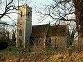 St. Catherine's Church - Sacombe, Hertfordshire - geograph.org.uk - 126787.jpg