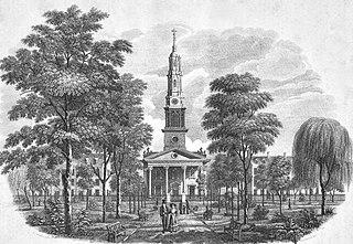 St. Johns Chapel (New York City) Church in New York City, United States