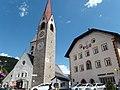 St. Lorenzen, Kirche und Post.JPG