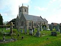 St. Mary the Virgin's church, Stanton Drew.jpg