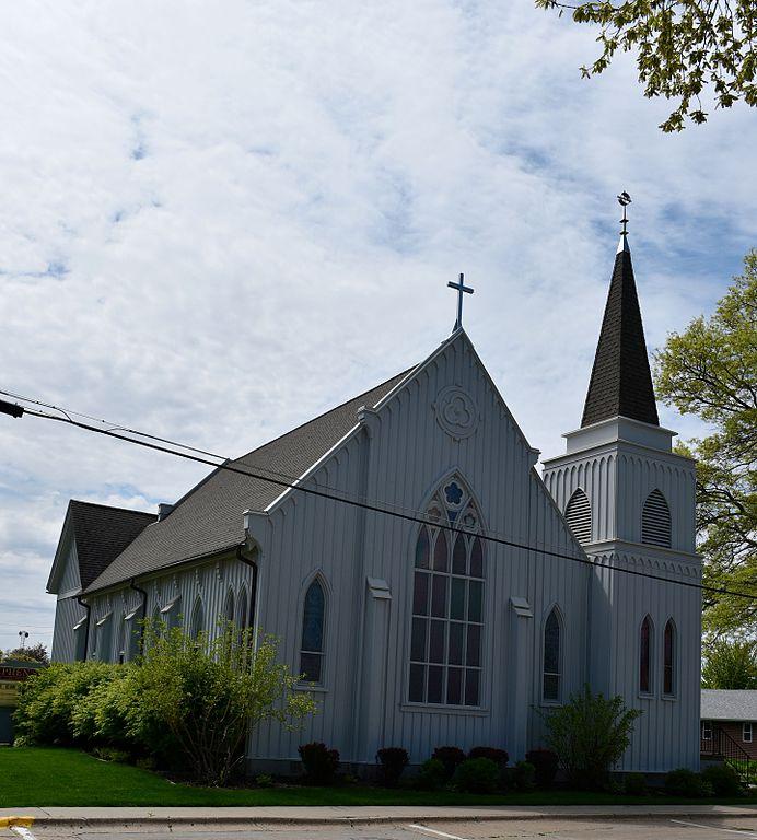 Repurposed Church Building To Retail Building Permit Occupancy Iowa
