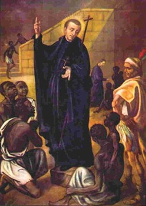 Peter Claver - Apostle of the Blacks