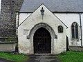 St Cadoc Llancarfan, Glamorgan, Wales - Porch - geograph.org.uk - 544630.jpg