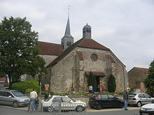 St Christophe Church - Vauchamps, Marne, France.jpg