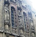 St Ethelburga, Virgin and Child and Lancelot Andrewes- All Hallows.JPG