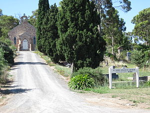 Blakiston, South Australia - St James' Church