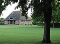 St John's College cricket pavilion - geograph.org.uk - 1892218.jpg