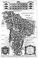 St Luke's Hospital, Cripplegate, London, with a map of Cripp Wellcome L0011833.jpg