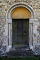 St Mary's Church, Great Canfield, Essex ~ nave north door.jpg