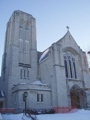 Cecil Burgess - Image: St Matthews Ottawa