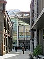 St Pancras International railway station from King's Cross Central, London, England 02.jpg