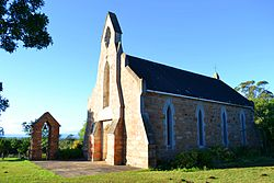 St James Anglican Church, Southwell