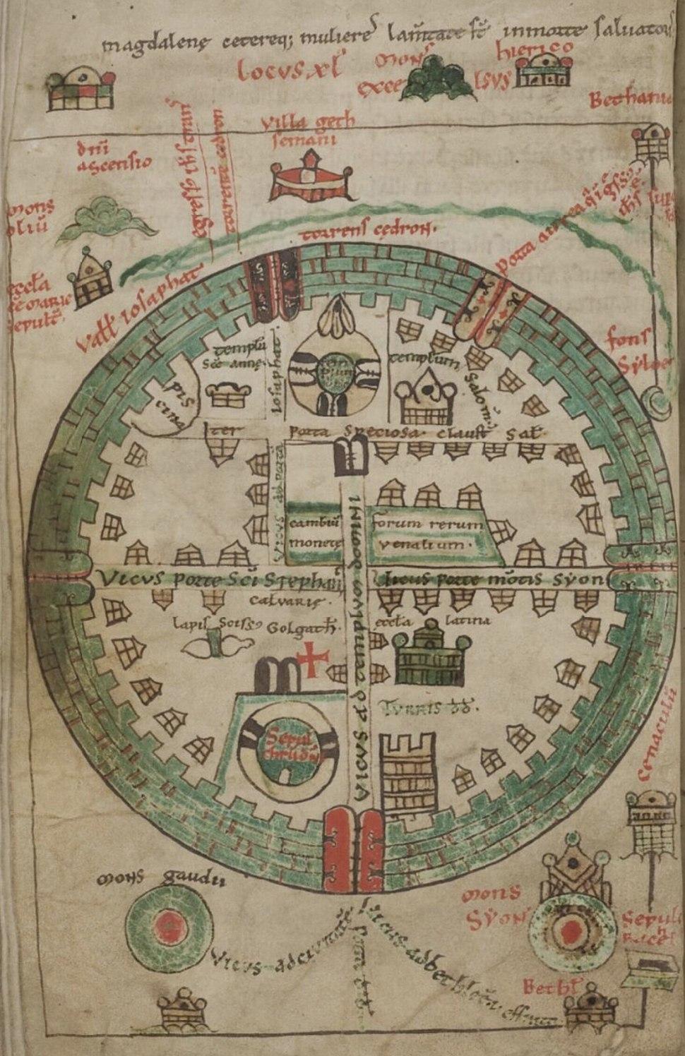 St omar map