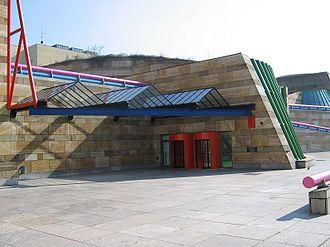 Staatsgalerie Stuttgart - Neue Staatsgalerie