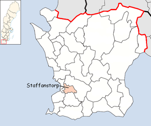 Staffanstorp Municipality in Scania County.png