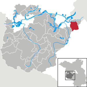 Stahnsdorf - Image: Stahnsdorf in PM