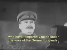 Файл:Stalin Speech 1941 Red Army Parade 7 November (English Subtitles).webm
