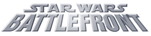 Star Wars: Battlefront - Battlefront series logo until 2013