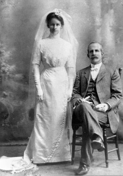 File:StateLibQld 1 186399 Wedding of Mr and Mrs Henry McDonnell.jpg