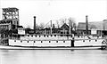 Steamers Three Sisters and Wm Hoag at Corvallis ca 1892.jpg