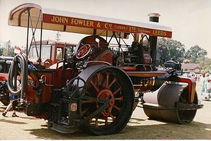 Traction Engine Wikipedia