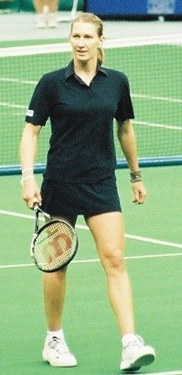 Steffi Graf Farewell World Tour 2000 trim