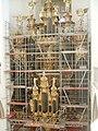 Stellwagen-Orgel Stralsund, Restaurierung 3 (2007-09-10).JPG