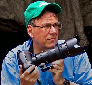Steve Raymer American photographer and journalist