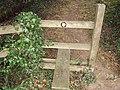Stile, Mill Park-Hooton public footpath 9.JPG