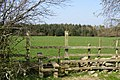 Stile on a footpath to Melkinthorpe Wood - geograph.org.uk - 400646.jpg