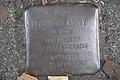 Stolperstein Duisburg 100 Aldenrade Rentmeisterstraße 4 Ferdinand Jahny.jpg