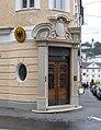 Stolperstein Salzburg, Wohnhaus Makartplatz 6 (1).jpg
