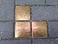 Stolpersteine Kleve Bahnhofstraße 21.jpg