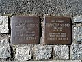 Stolpersteins Eduard Sommer, Johanetta Sommer, Kirchstraße 11, Troisdorf.jpg